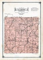 Irving Township, Roaring Creek, Jackson County 1914